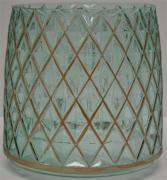 GLASS VASE  (57277)